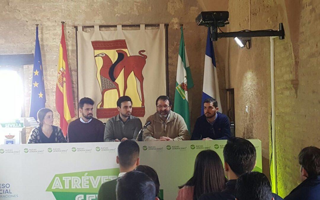NNGG de Sevilla aprueba la primera fase de celebración de sus congresos locales