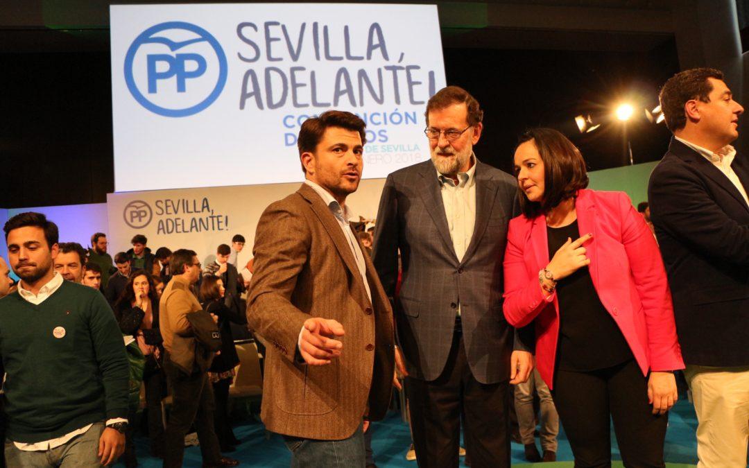 El Partido Popular de Sevilla celebra la convención de Distritos