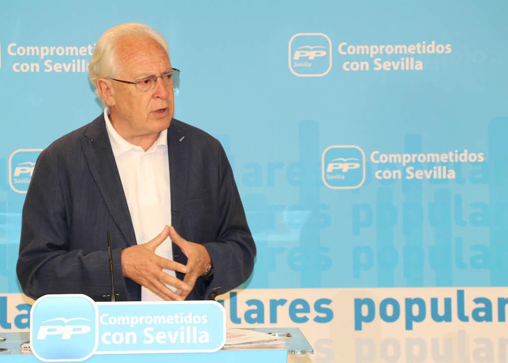 El PP de Sevilla consigue que la Junta coordine la gestión del mantenimiento del Parque Riopudio